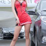 Race Queen Ju Da Ha | Asian Car Model 2