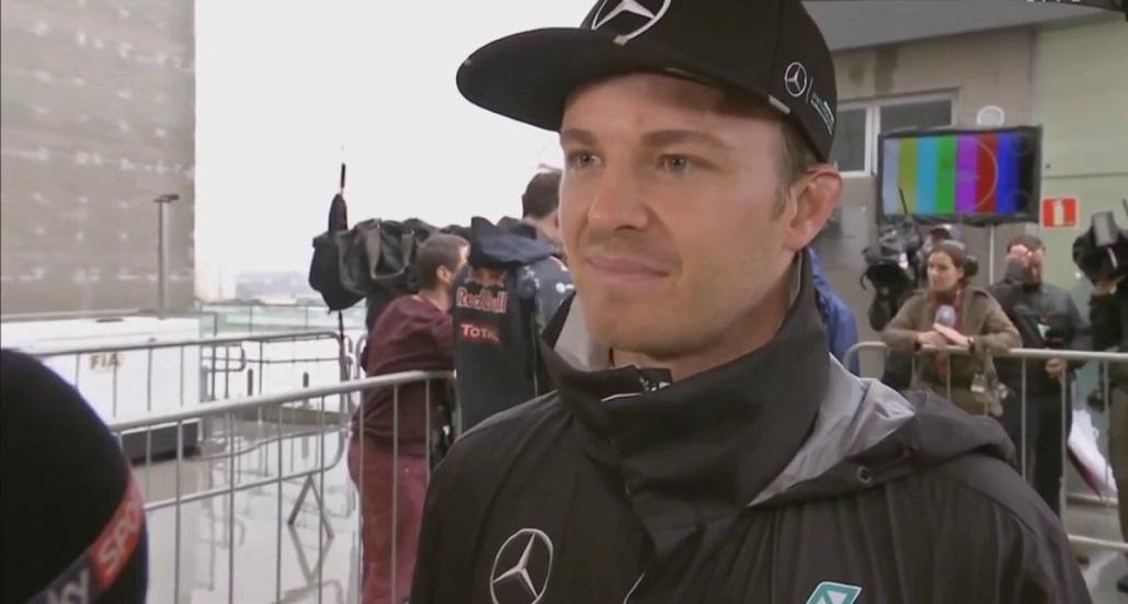 Nico Rosberg f1 update