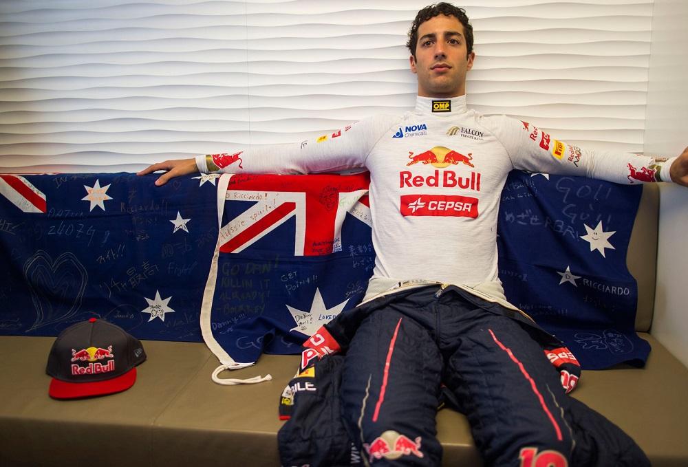 Daniel Ricciardo f1 update