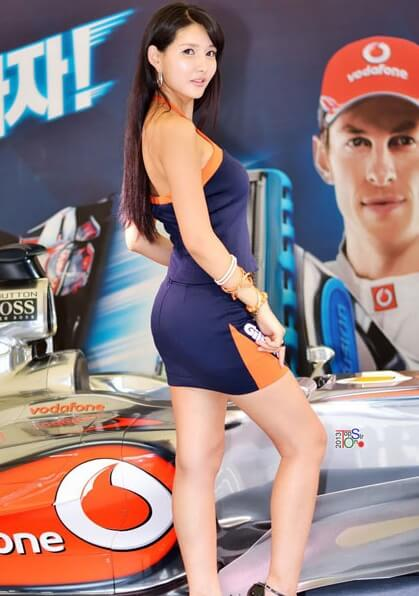 Cha Sun Hwa | Asian Car Model4