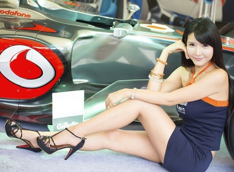 Cha Sun Hwa | Asian Car Model7