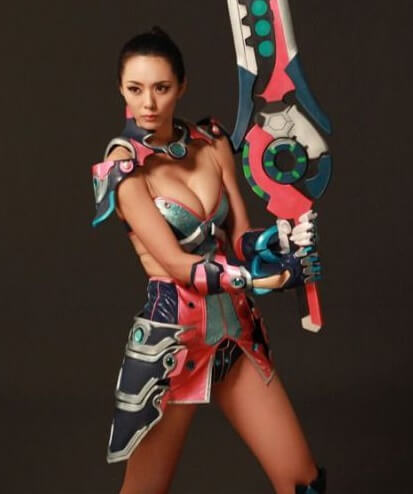 Ai Shang Zhen | Hot Asian Cosplay5