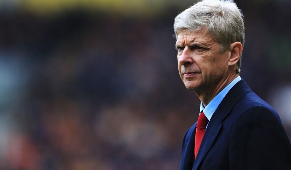Arsene Wenger football news