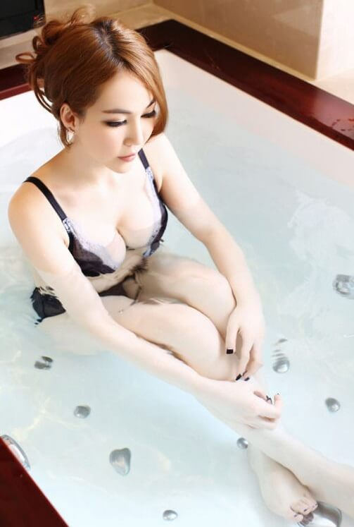 Hou Shi Chen | Sexy Asian Cosplay9