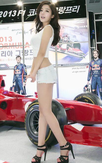 Jo Sang Hi | Asian Car Model8