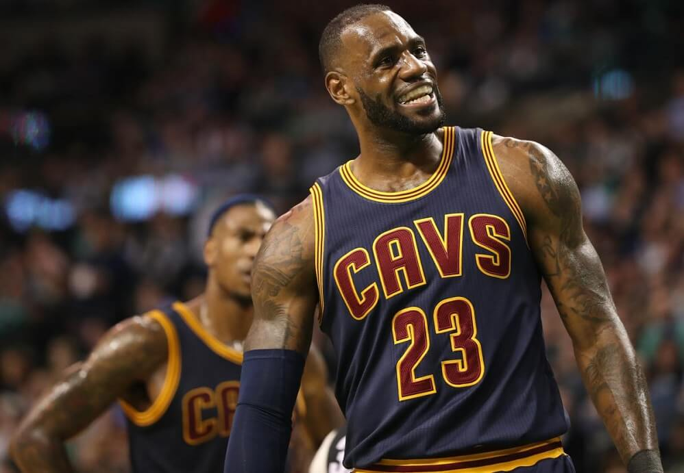 LeBron James claims upcoming finals is his greatest ...