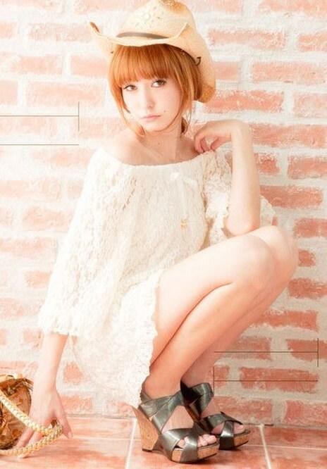 Lena Fujii | Sexy Asian Celebrity5