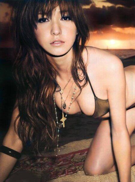 Lena Fujii | Sexy Asian Celebrity7