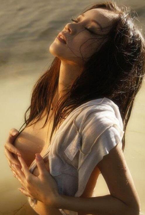 Shao Lu Ya   Hot Asian Girl1