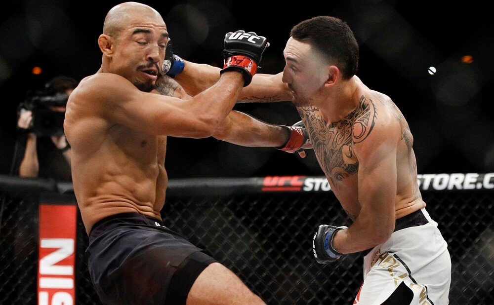 Max Holloway mma update