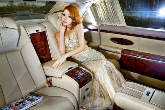Lin Yan Mei | Asian Car Model1