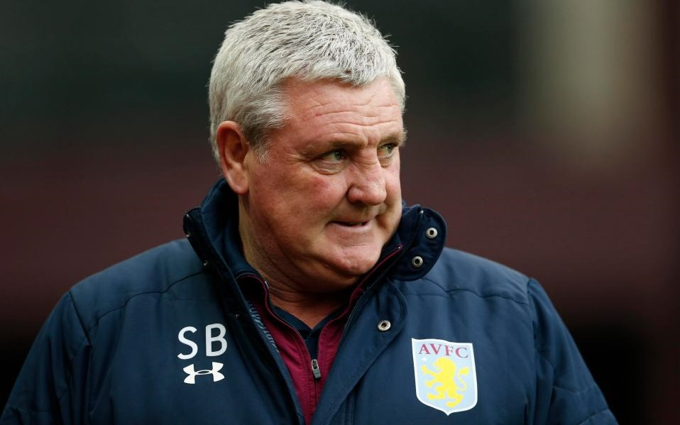 Steve Bruce football news