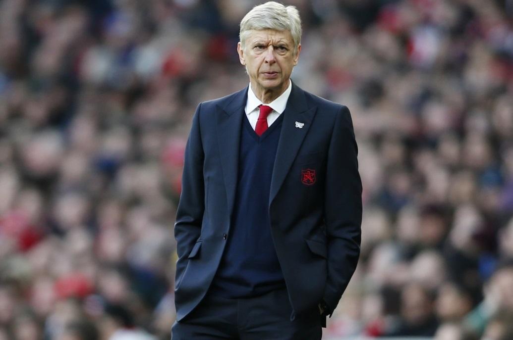 Arsene Wenger football update