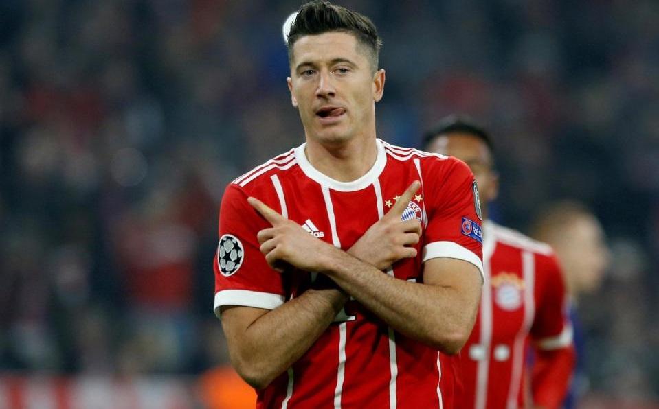Robert Lewandowski soccer news