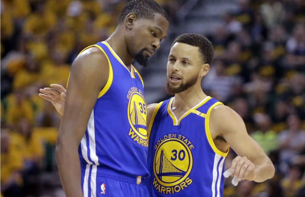 Steph Curry, Kevin Durant nba news