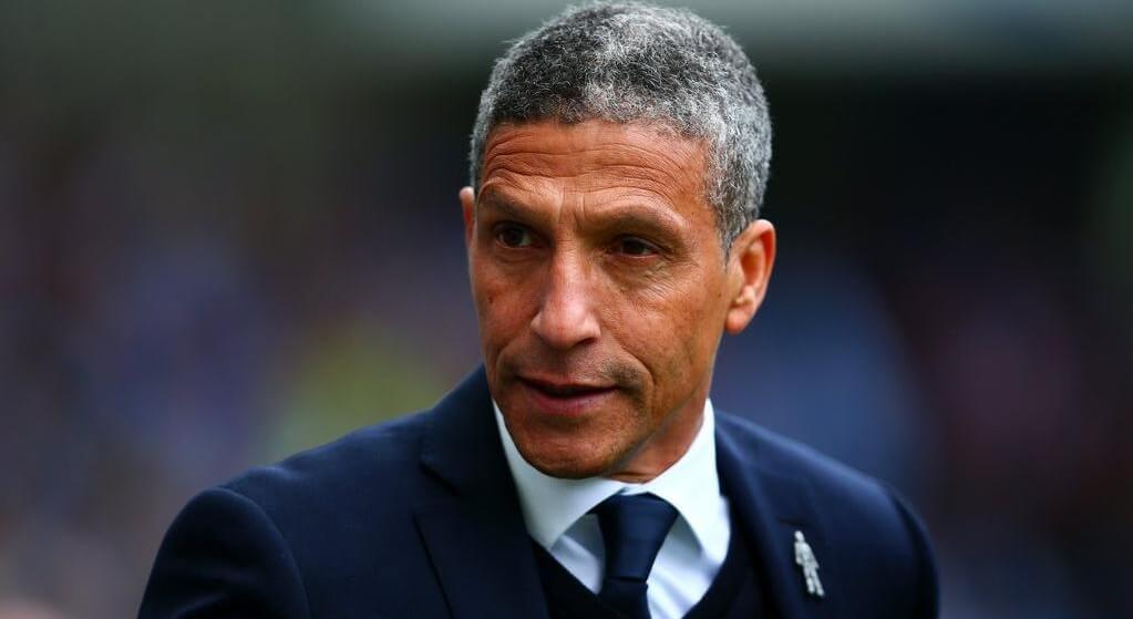 Chris Hughton football update