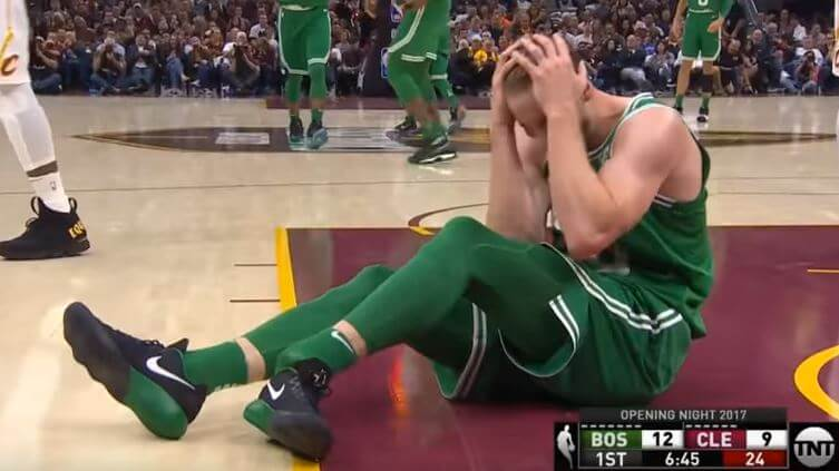 Gordon hayward injured nba news