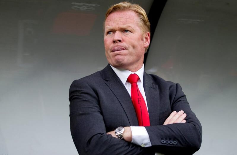 Ronald Koeman football news