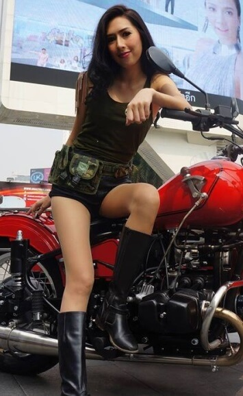 Sexy Bikers | Asian Car Model7