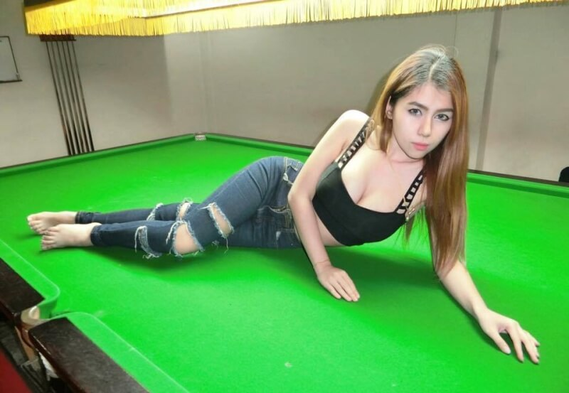 Billiards Chicks | Hot Asian Group6