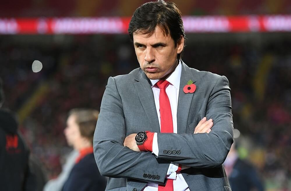 Chris Coleman football news