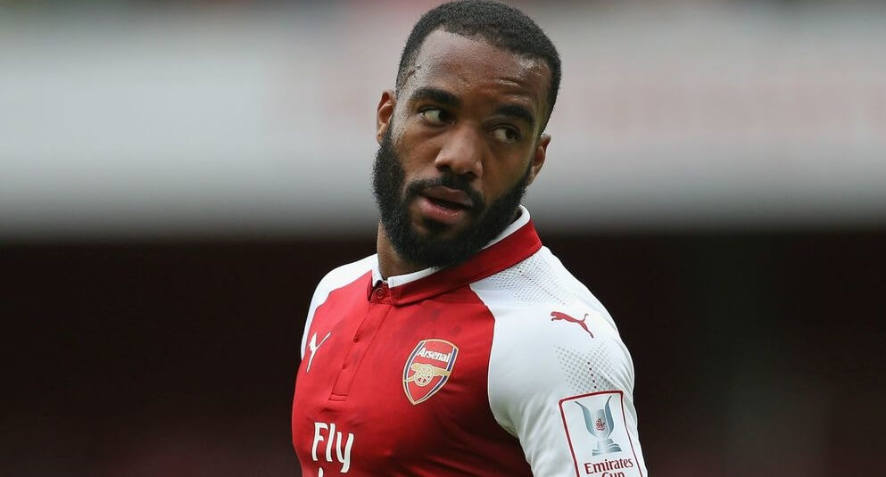 Alexandre Lacazette football news