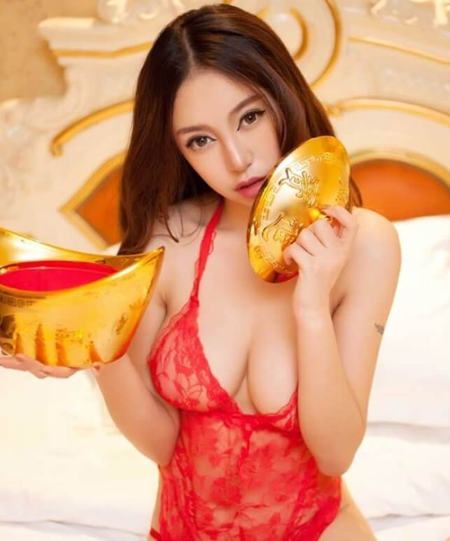 Chinese Boobies | Featured Asian Model1