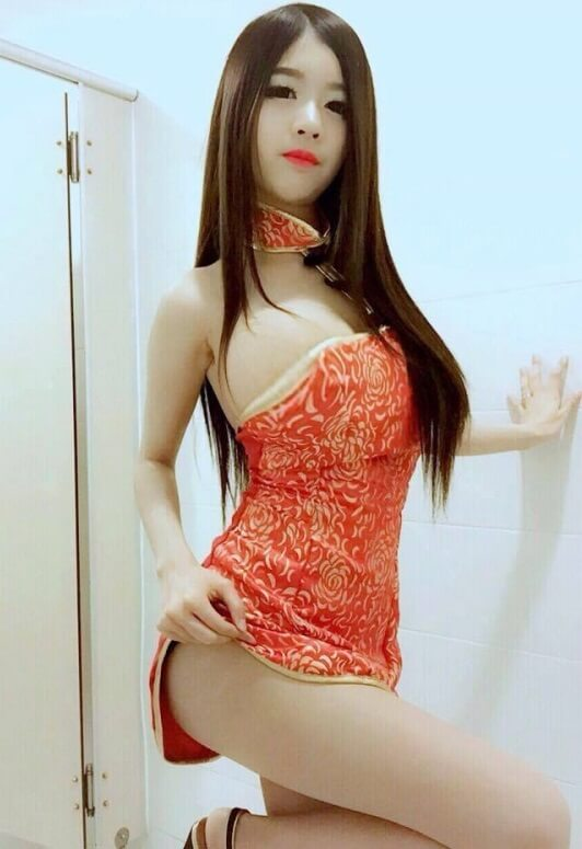 Chinese Boobies | Featured Asian Model3