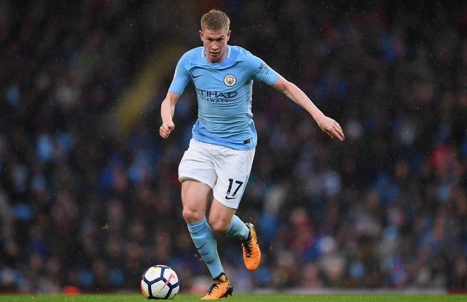 De Bruyne football news