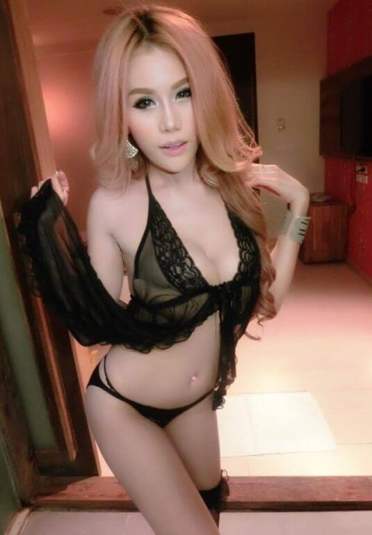 Slutty Asians | Model of the Week1