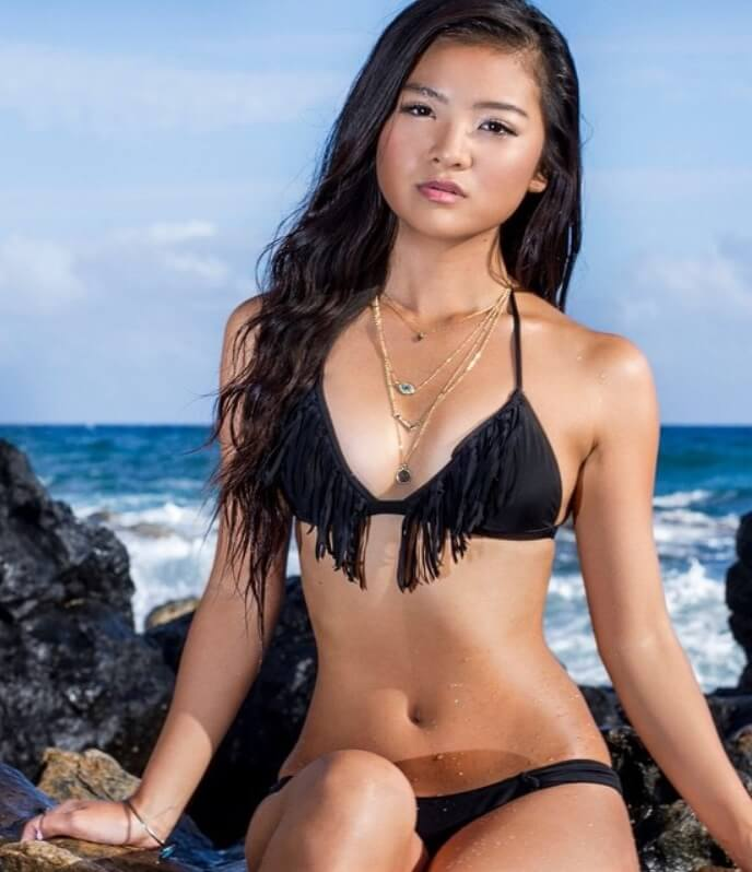 Asian Bikini Chick | Model of the Week 4