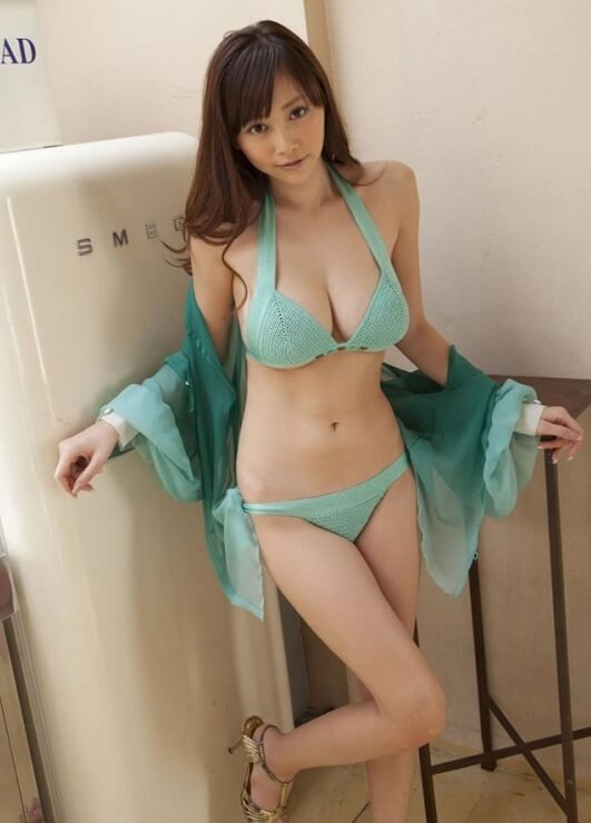 Sexy Japanese in Bikini | Model of the Week2