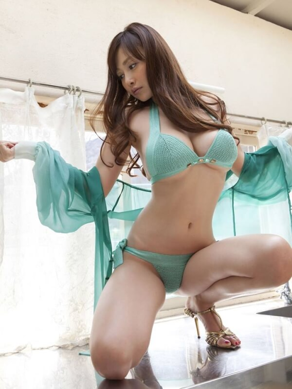 Sexy Japanese in Bikini | Model of the Week3