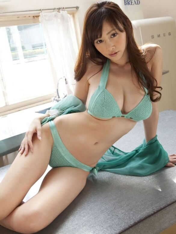 Sexy Japanese in Bikini | Model of the Week7