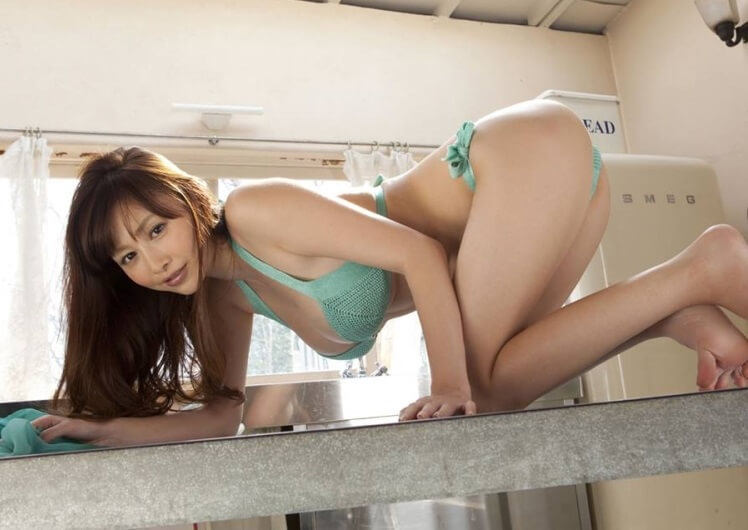 Sexy Japanese in Bikini | Model of the Week8