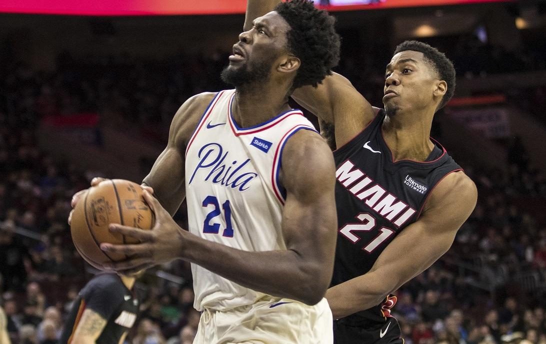 Miami Heat vs Philadelphis 76ers
