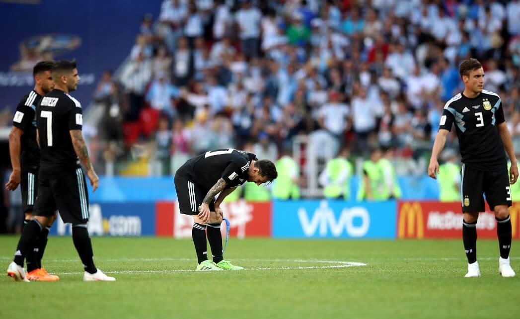 Thursday game preview - Argentina vs Croatia