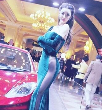 Li Ying Zhi | Asian Car Model2
