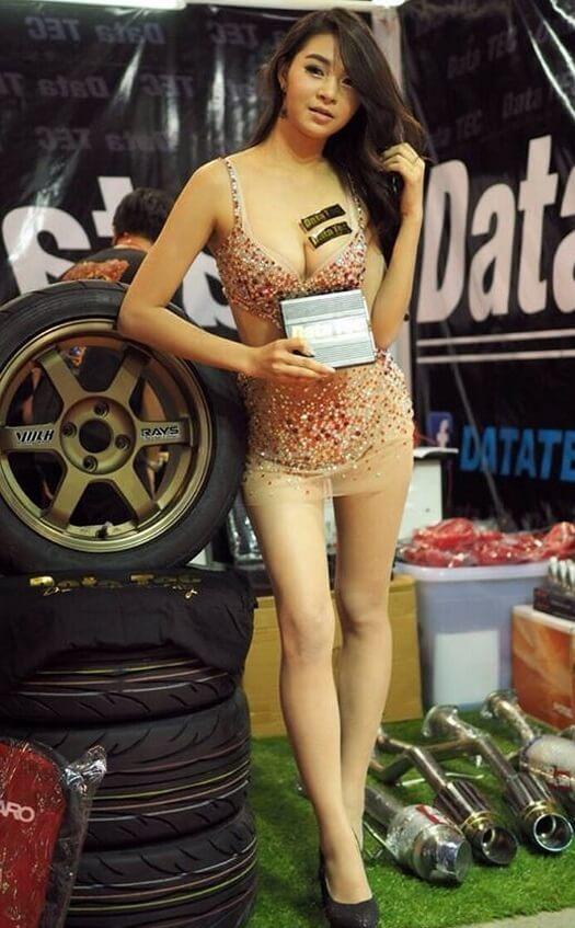 Slutty Mechanics | Asian Car Model5