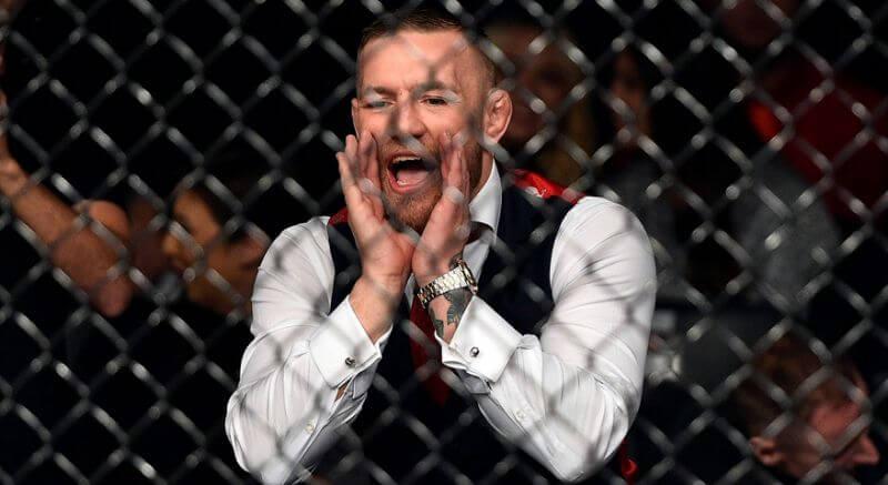Conor McGregor mma news