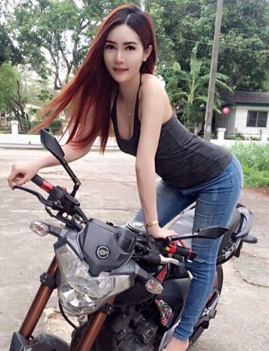 Sexy Bikers | Asian Car Model2