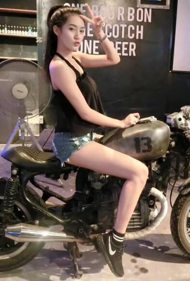 Sexy Bikers | Asian Car Model3
