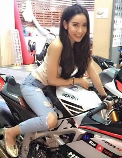 Sexy Bikers | Asian Car Model6