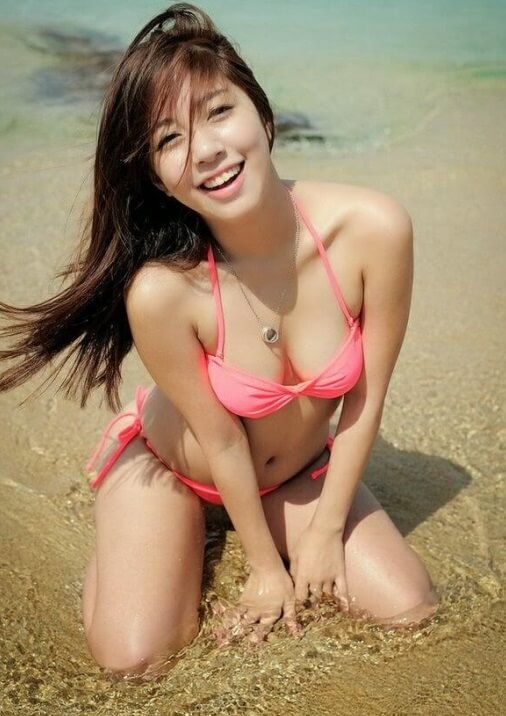 Asian Bikini Babes | Asian Net Idol8