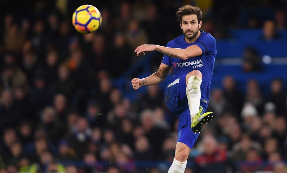 Cesc Fabregas football news