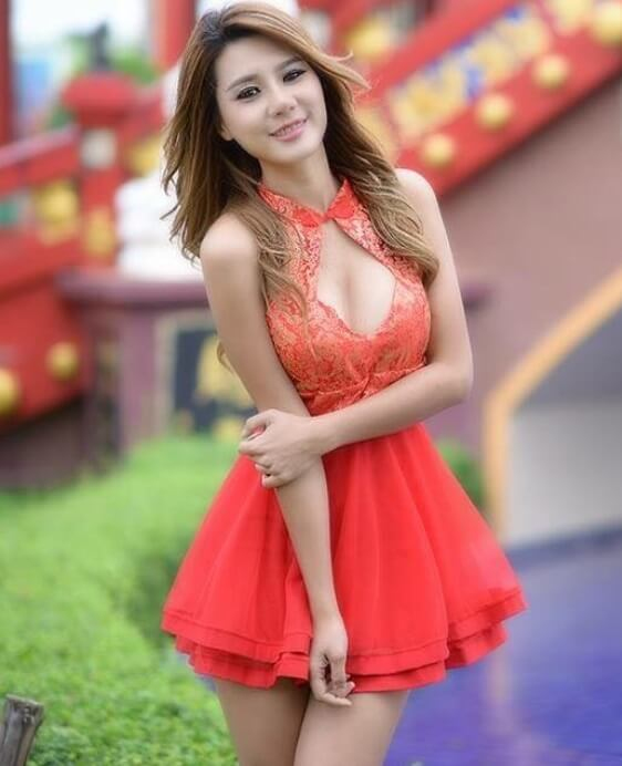 Chinese Boobies   Featured Asian Model4