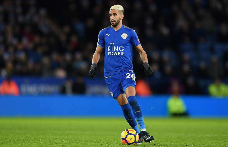 Riyad Mahrez football update