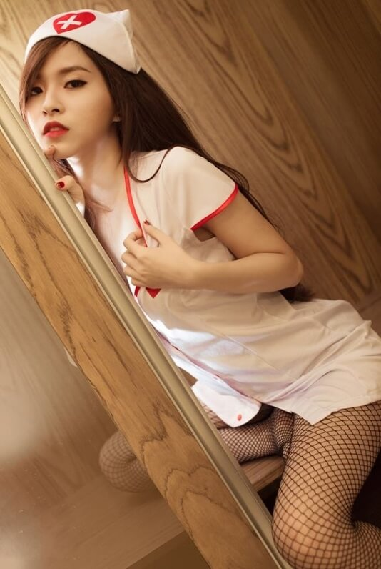 Sexy Asians in Uniform | Sexy Asian Cosplay5