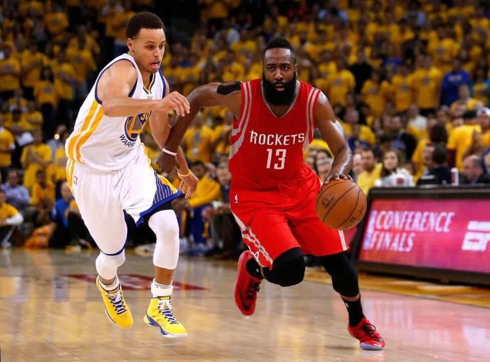 NBA Playoffs - Warriors vs Rockets Game 7