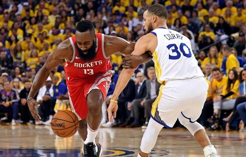 NBA Playoffs - Warriors vs Rockets
